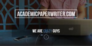 AcademicPaperWriter.com Review