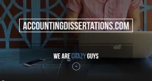 AccountingDissertations.com Review